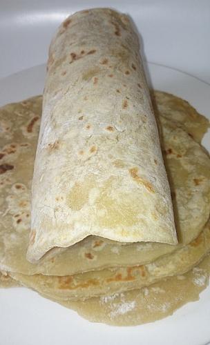 Homemade tortilla recipe: How to make flour tortillas