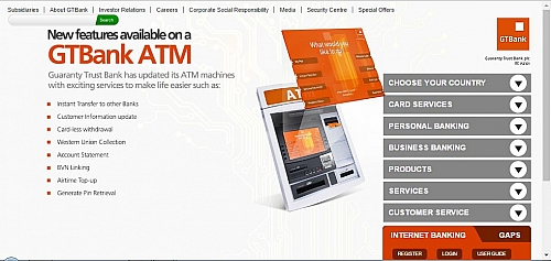 first bank online account registration