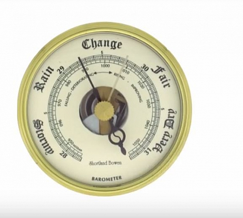 Picture of a Barometer