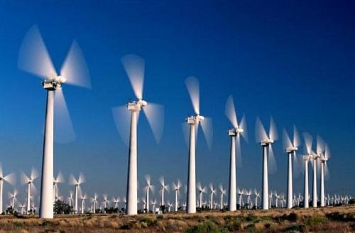 Using Wind energy as Renewable energy source