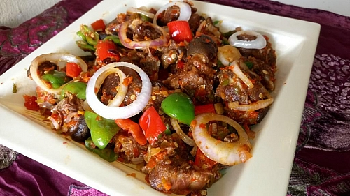 Best Asun ever. Serve it warm with salad