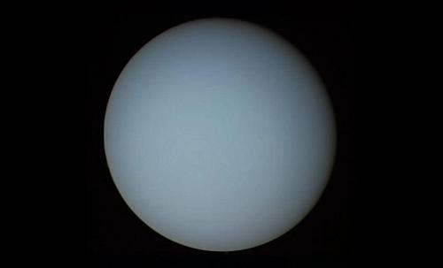 Uranus Planet Seven