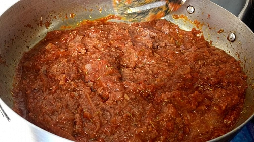 You can add more water to adjust the corned beef stew if it is too thick
