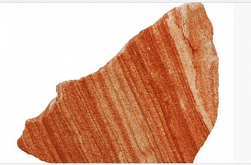 Sandstone is a clastic sedimentary rock
