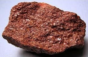 Iron Ore, a chemical sedimentary rock