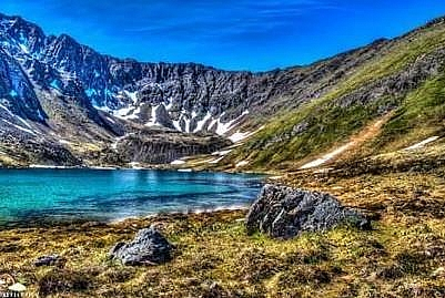 Picture of Hanging valley formed by glacial erosion. Photo credit: Beauty of Nature (Facebook)