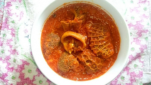 What will you like to pair this delicious stew wit?