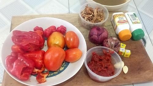 Jollof rice spices
