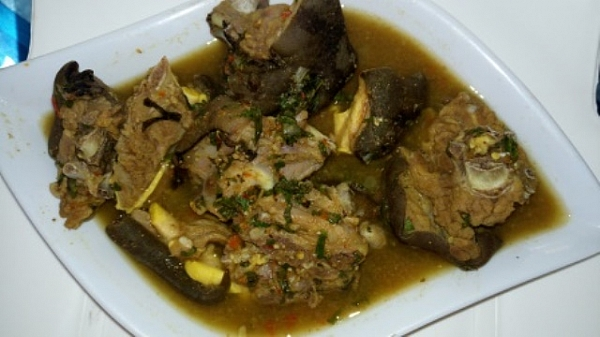 Goat meat recipe: How to make pepper soup with goat meat