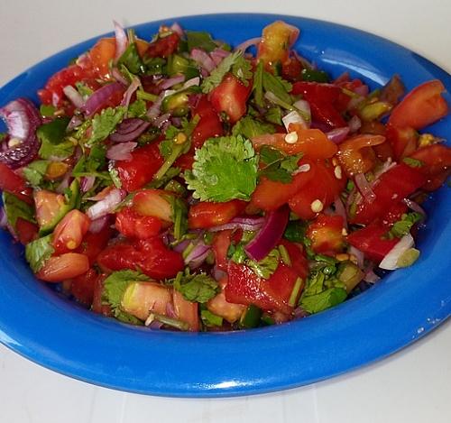 Photo of Salsa recipe: How to make homemade fresh tomato salsa