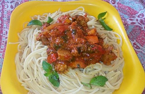 Photo of Spaghetti recipe: How to make Spaghetti Bolognese