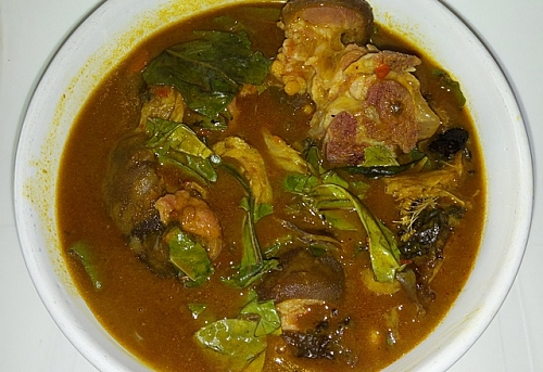 Photo of Oha Soup Recipe: How To Prepare Delicious Oha Soup with Ofor/Ukpo (Ibaba)