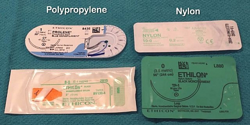 Photo of Sutures in Surgery: Types, Materials, Indications, Needles and Sizes