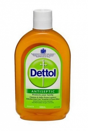 Photo of How To Make Homemade Antiseptic or Disinfectant (Dettol) liquid