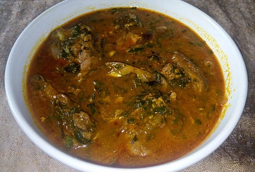 Photo of Ogbono Soup Recipe: How to Cook Ogbono Soup (Draw Soup)