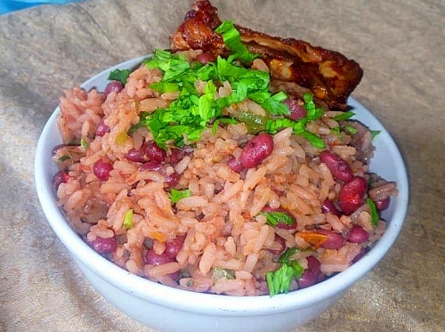 Photo of How to Prepare a Quick and Easy Red  Kidney Beans and Rice Recipe