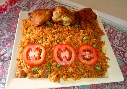 Easy jollof rice recipe how to cook perfect nigerian party jollof rice photo of easy jollof rice recipe how to cook perfect nigerian party jollof rice ccuart Choice Image