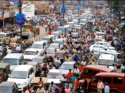 Photo of Population: World Population, Definition, Growth Rate, Problems and Solutions