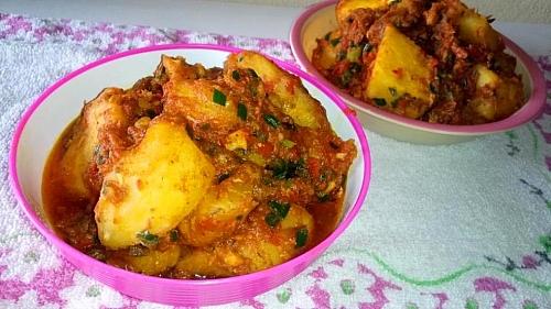 Photo of Sweet Potatoes Porridge Recipe: How to Cook Sweet Potatoes