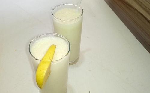 Photo of Apple Milkshake Recipe: How to Make Apple Milkshake| Diet Recipe