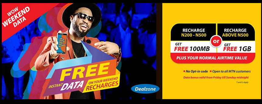 MTN 2017 Cheap Internet Data Plans for Mobile, PC and Android Devices