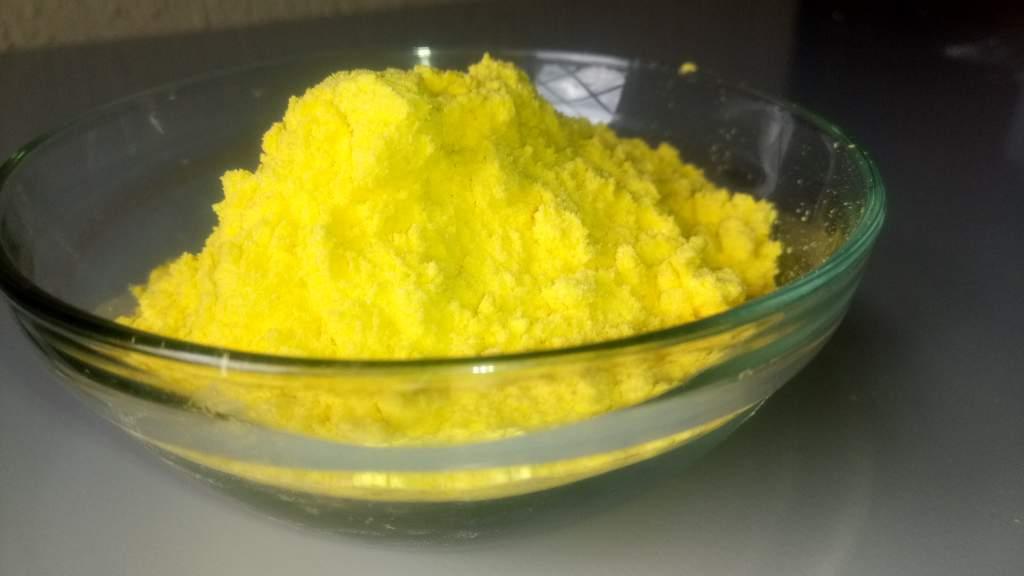 Homemade Custard Powder Recipe