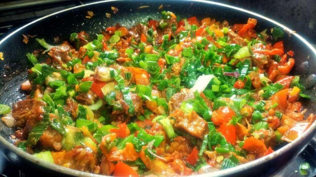 rice sauce recipe