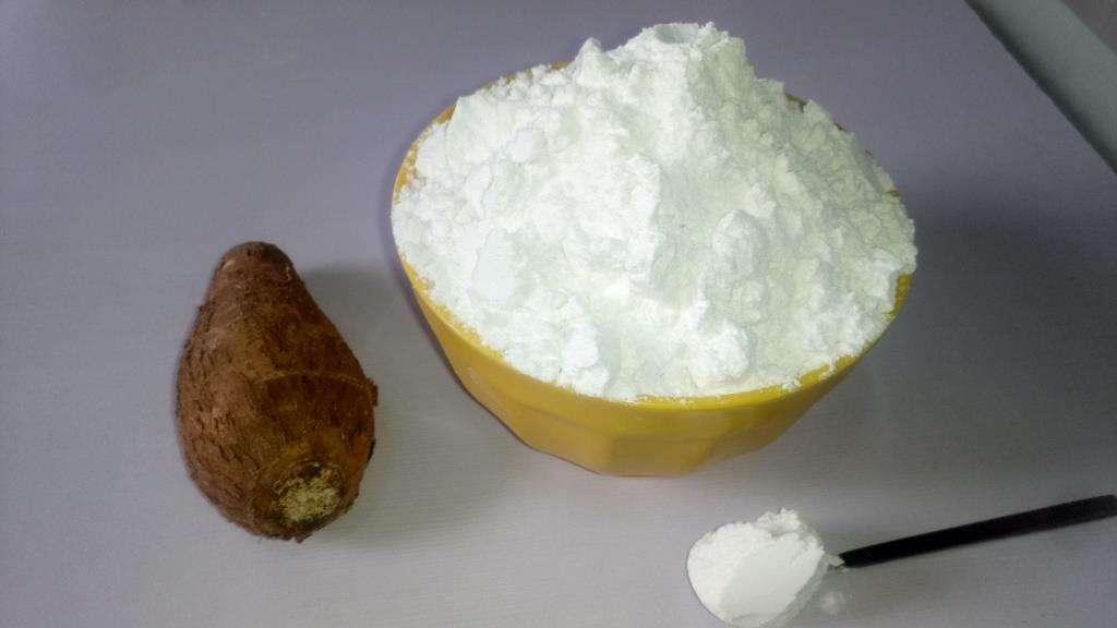 Tapioca Flour or Tapioca Starch
