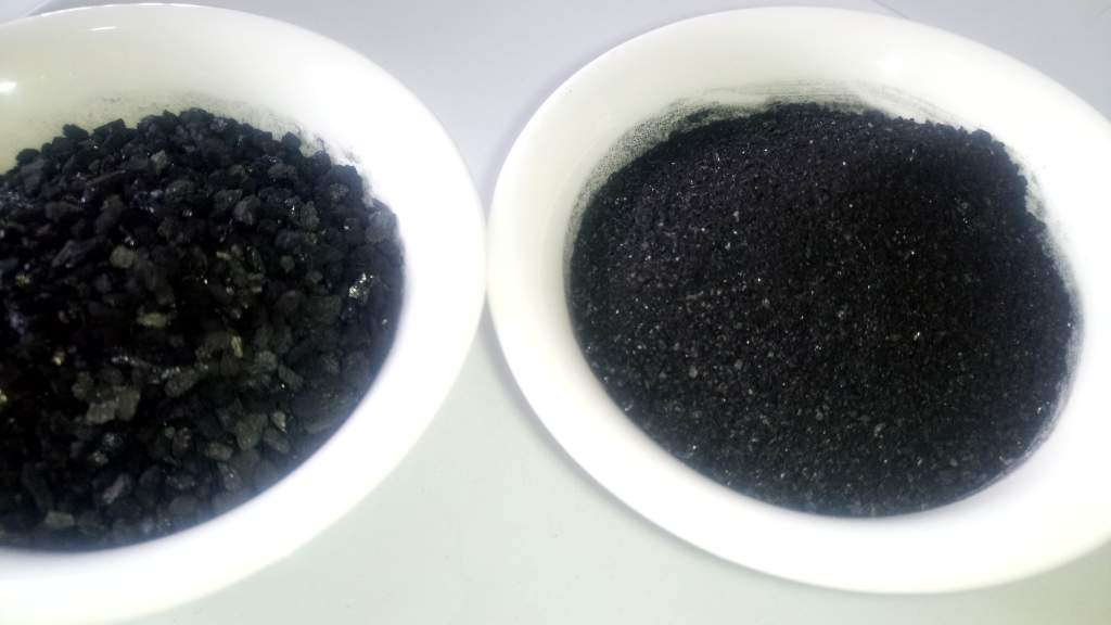 activated charcoal or activated carbon
