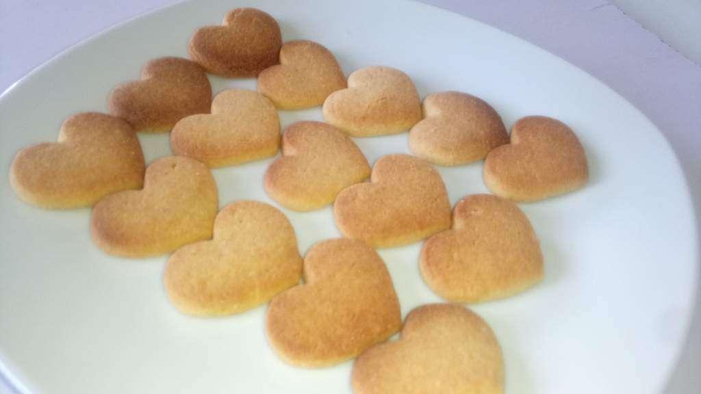 Butter Cookies ( Danish Butter Cookies or Butter But) Recipe