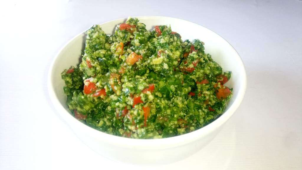 Tabouli ( Tabbouleh) Salad Recipe