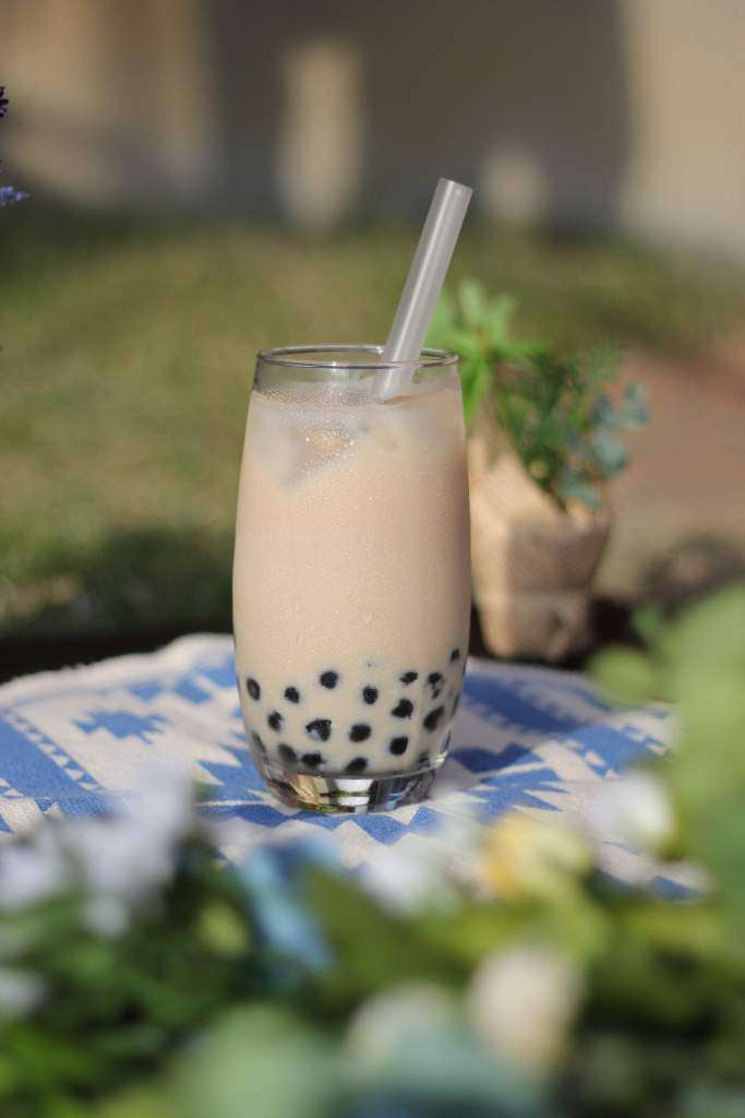 How to make bubble tea recipe