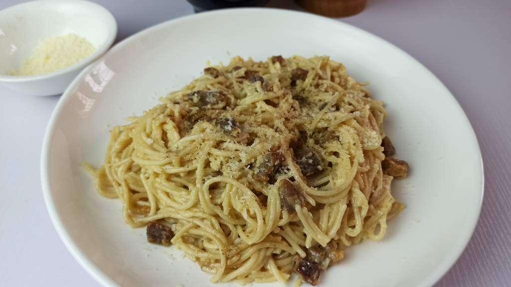 Carbonara Pasta Recipe