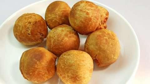 Fried Jamaican Dumplings