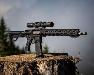 Automatic Rifle Firearm