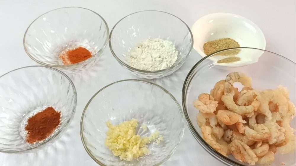 shrimp scampi ingredients