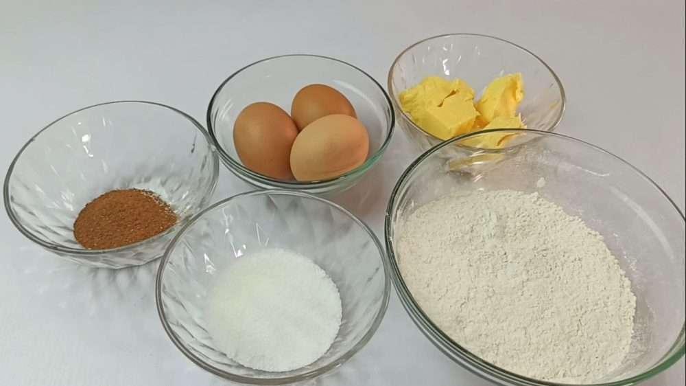 churros ingredients